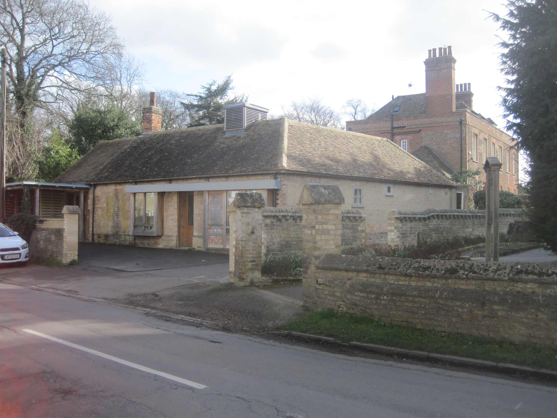 The Bakehouse, Trumpington