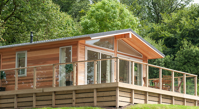 Log Cabin Holidays Devon