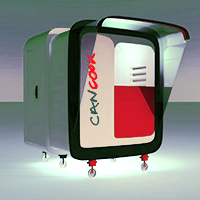 Can cook kiosk