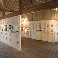 education art design exhibition city of liverpool college curation