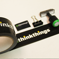 rethinkthings branding stationery stationary