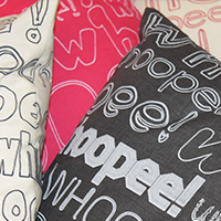 Whoopee cushions rethinkthings fun printed print screenprinted