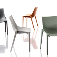 starck zartan chair industrial materials ecoresin