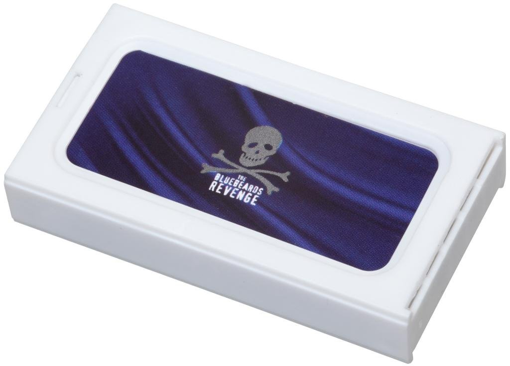 THE BLUEBEARDS REVENGE DOUBLE EDGED RAZOR BLADES pack of 10