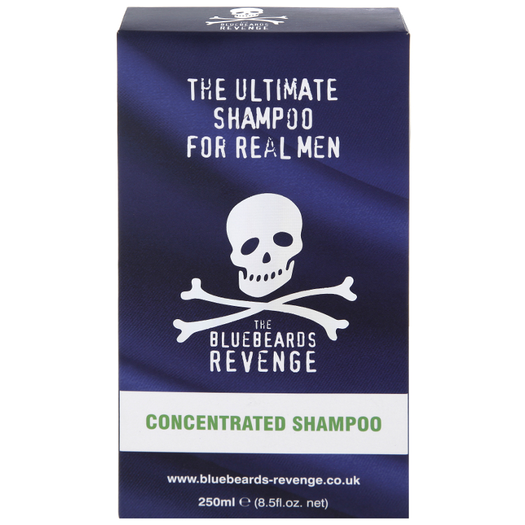 THLEUBEARDS CONCENTRATED SHAMPOO
