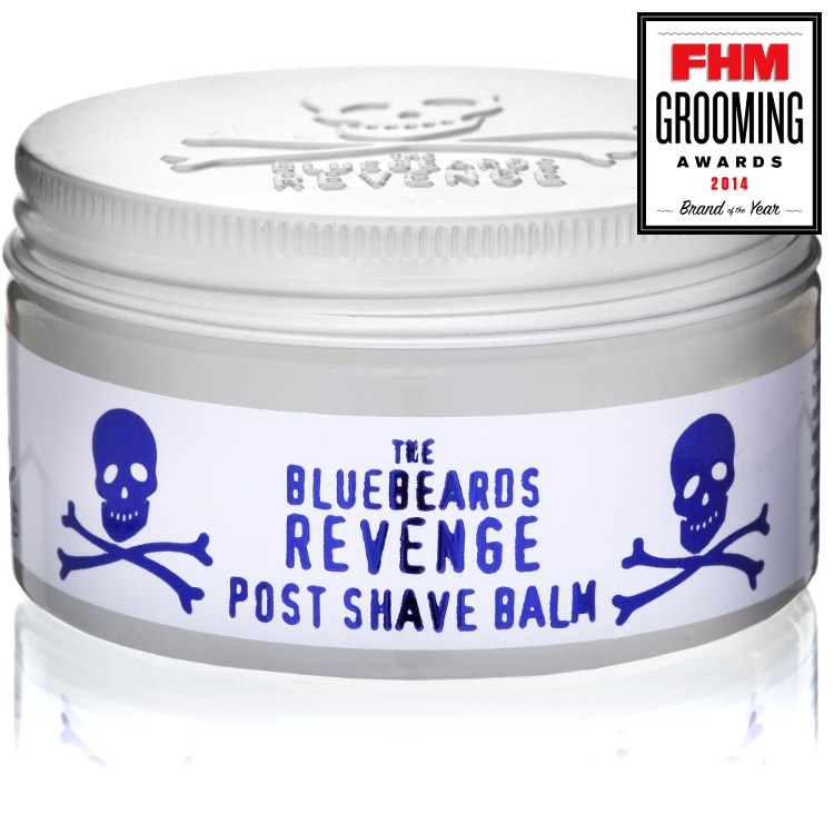 THE BLEUBEARDS REVENGE POST SHAVE BALM