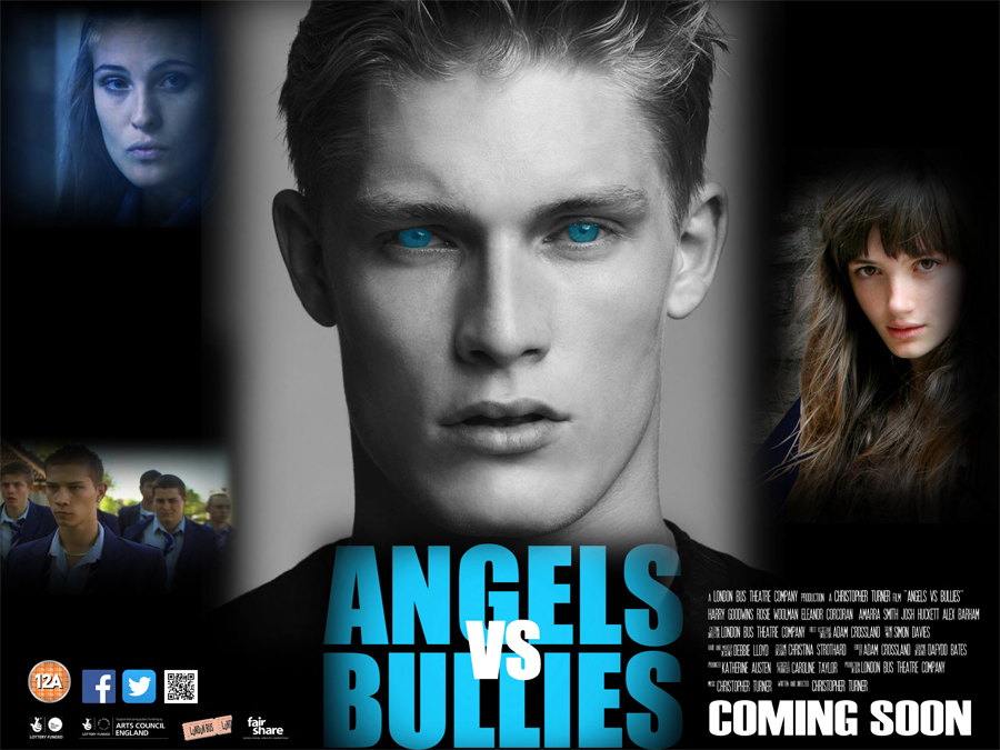 Angels vs Bullies, Harry, Pos