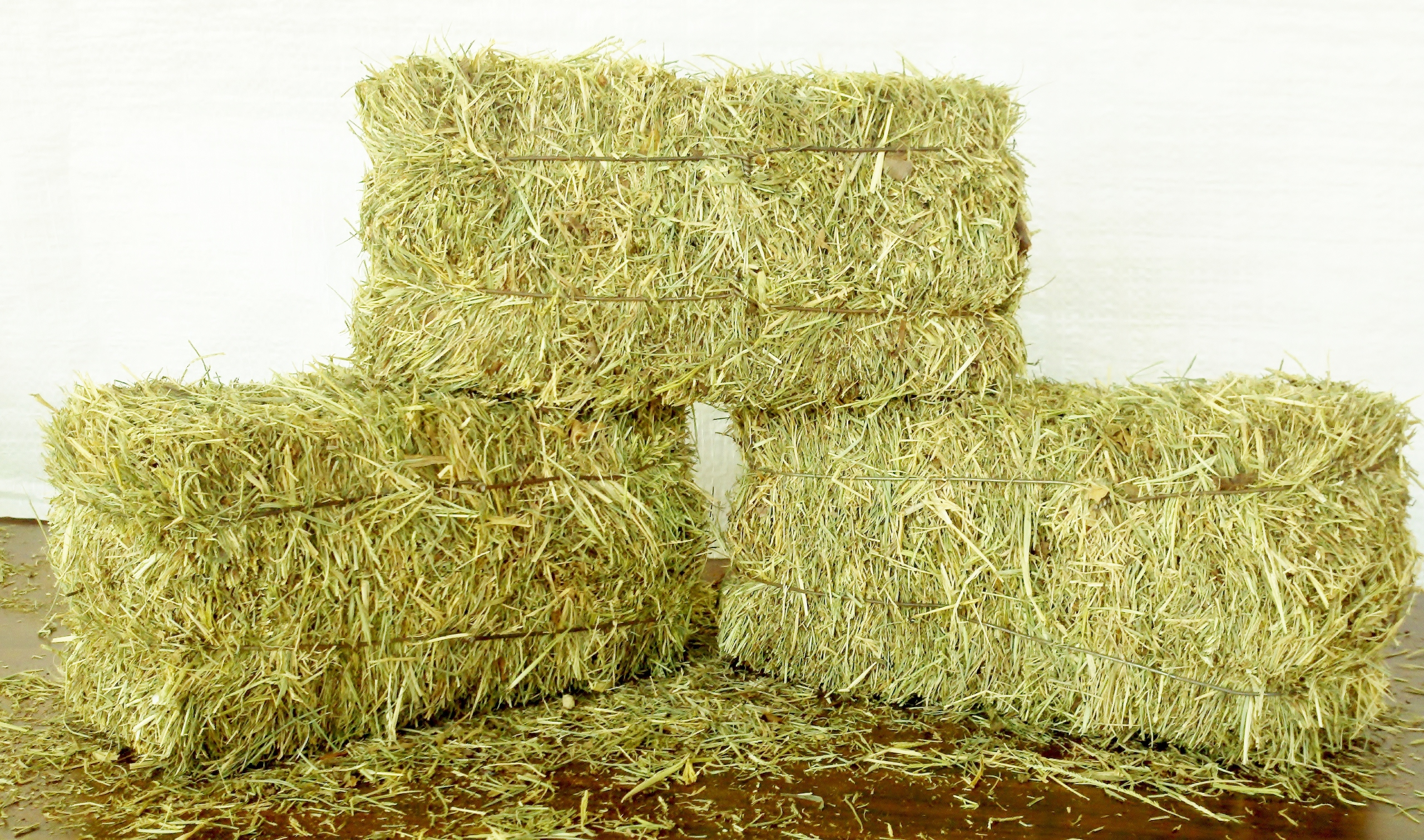 DONATE: Small Bale Hay