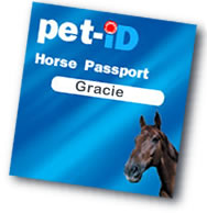 DONATE: Horse Passport & Microchip