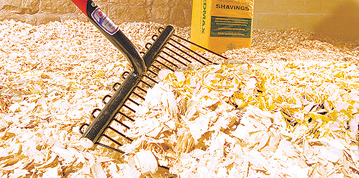 DONATE: Two Bales of Shavings