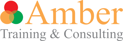 amber training and consulting logo
