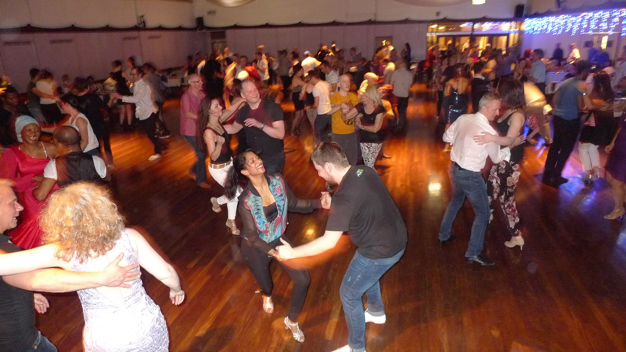 Salsa night manchester