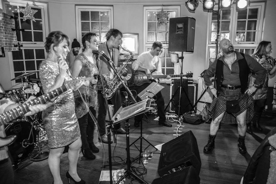 funksoulnation wedding and party band