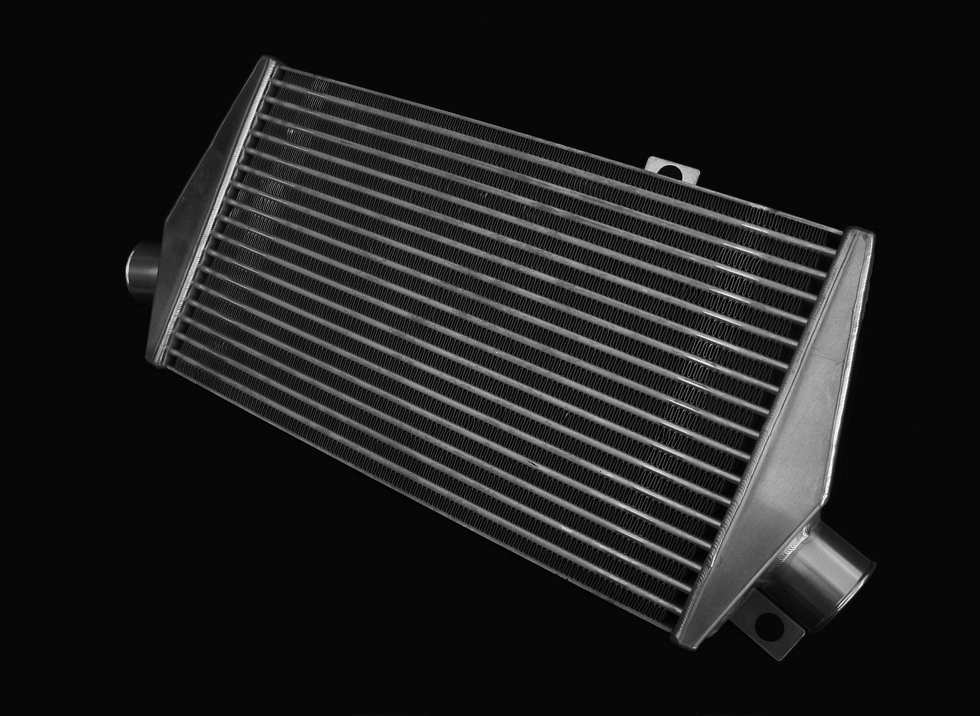 Time Motorsport Mitsubishi Evolution Fabricated alloy Intercooler