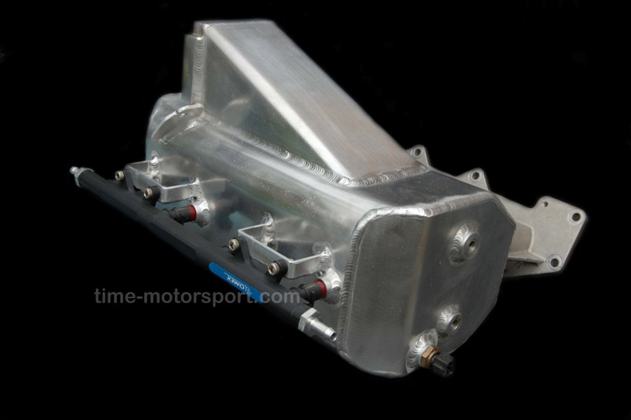 Time Motorsport Alloy Fabrication Inlet Plenum