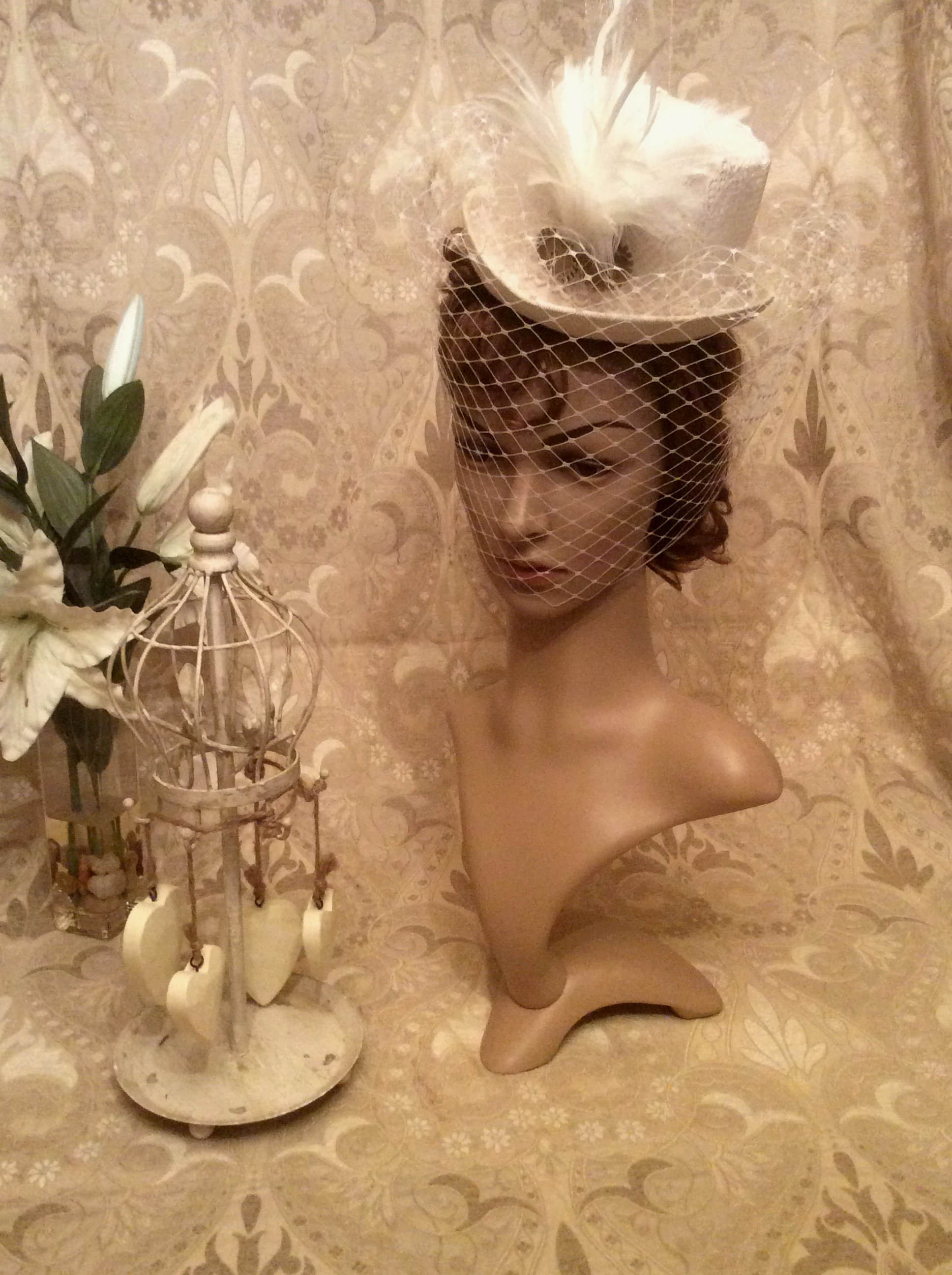 Cecile - Thimblebee Millinery