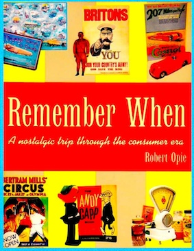 Remember When Book
