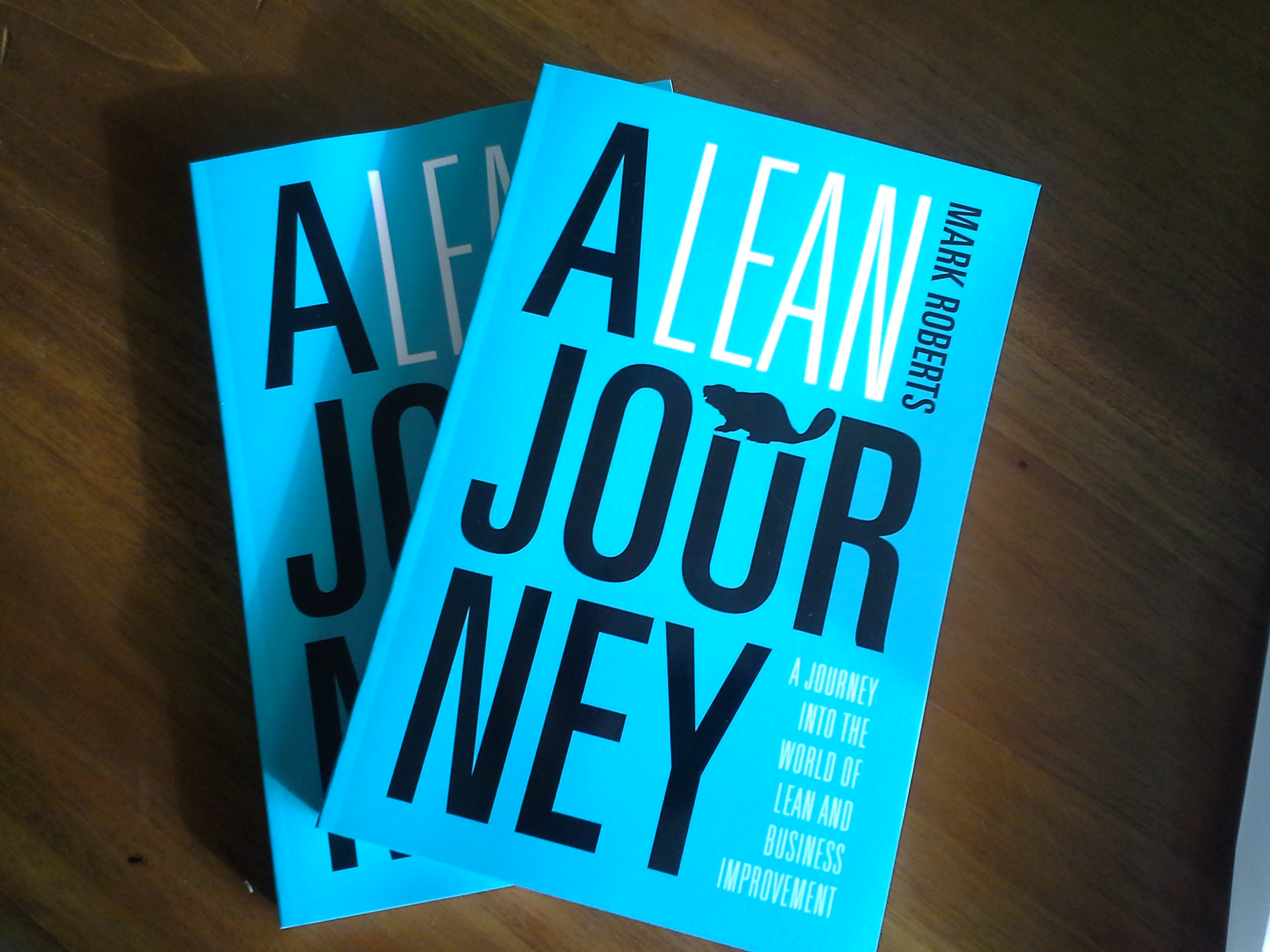 A Lean Journey by Mark Roberts