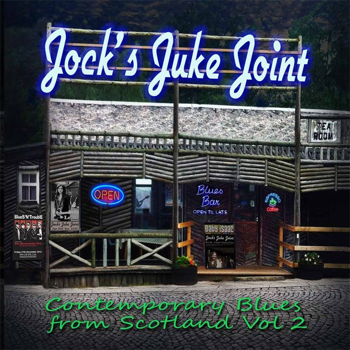 Jock's Juke Joint vol.2 CD