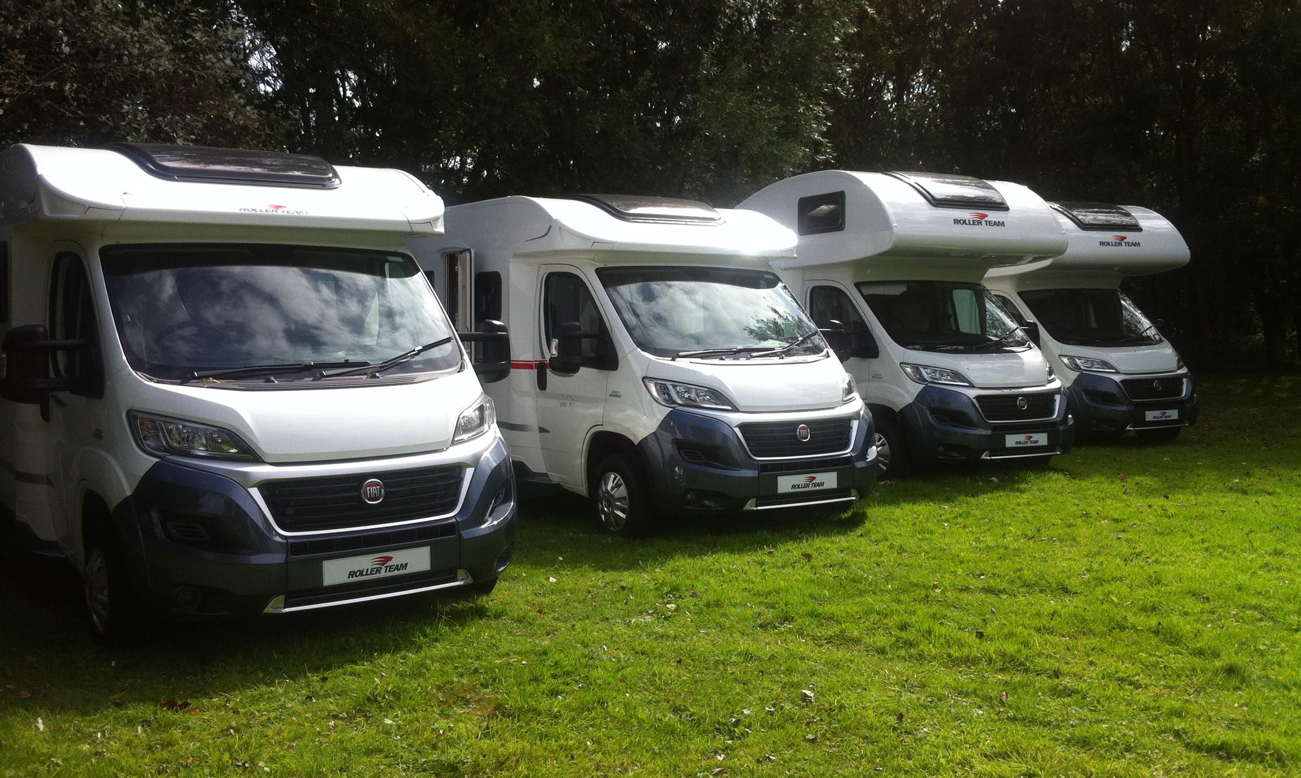 Simple Motorhome Rentals RV Hire