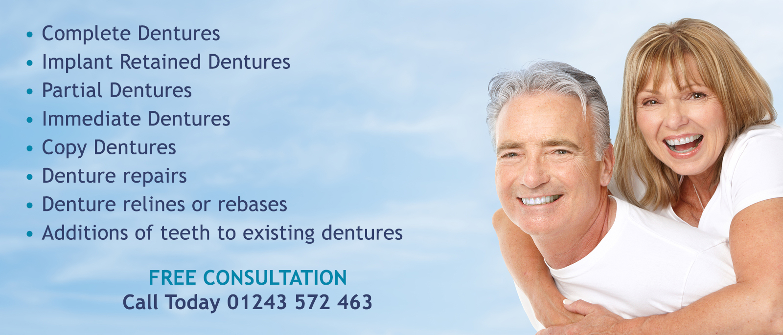 Sussex Hampshire Denture Clin