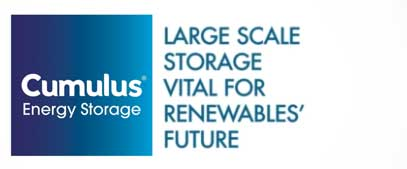 Cumulus Energy Storage