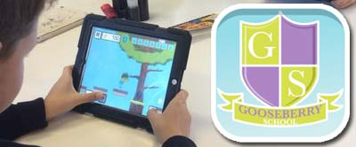 Gooseberry Planet: teaching internet safety for children at school