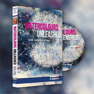 Watercolours Unleashed DVD