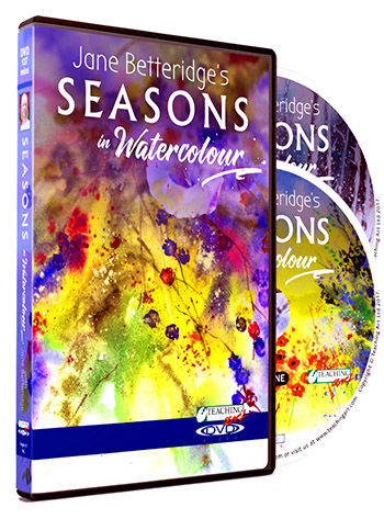 Seasons in Watercolour Double DVD