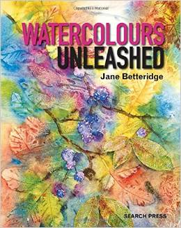 Watercolours Unleashed Book