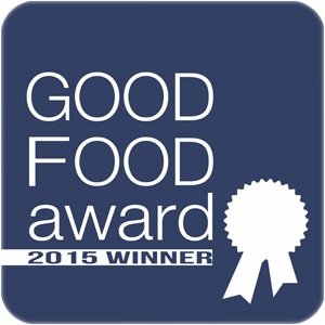 good food award 2017