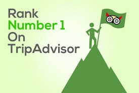 Trip Advisor Number one Rank
