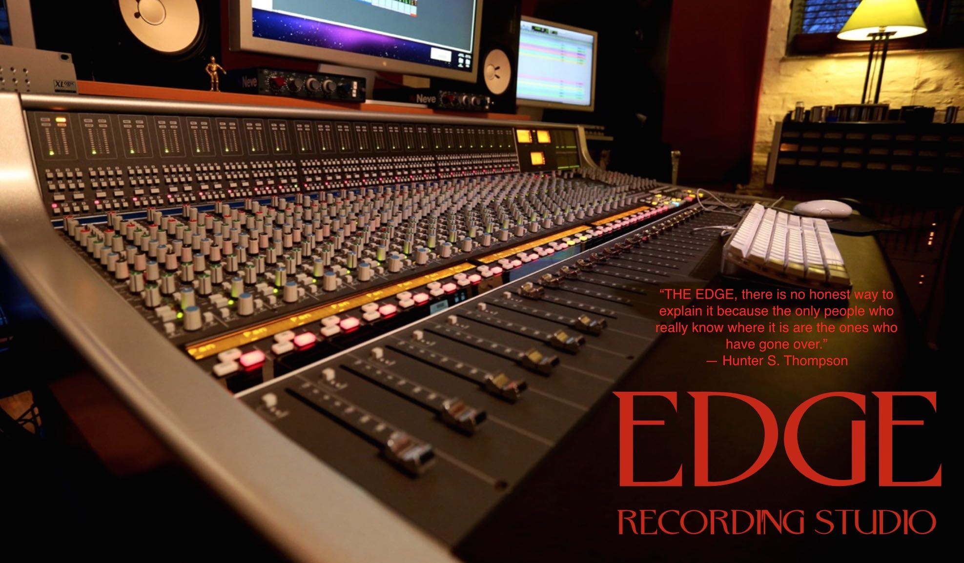 Edge Recording Studio Logo