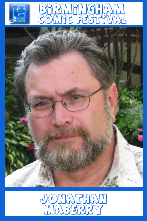 Guest - Jonathan Maberry