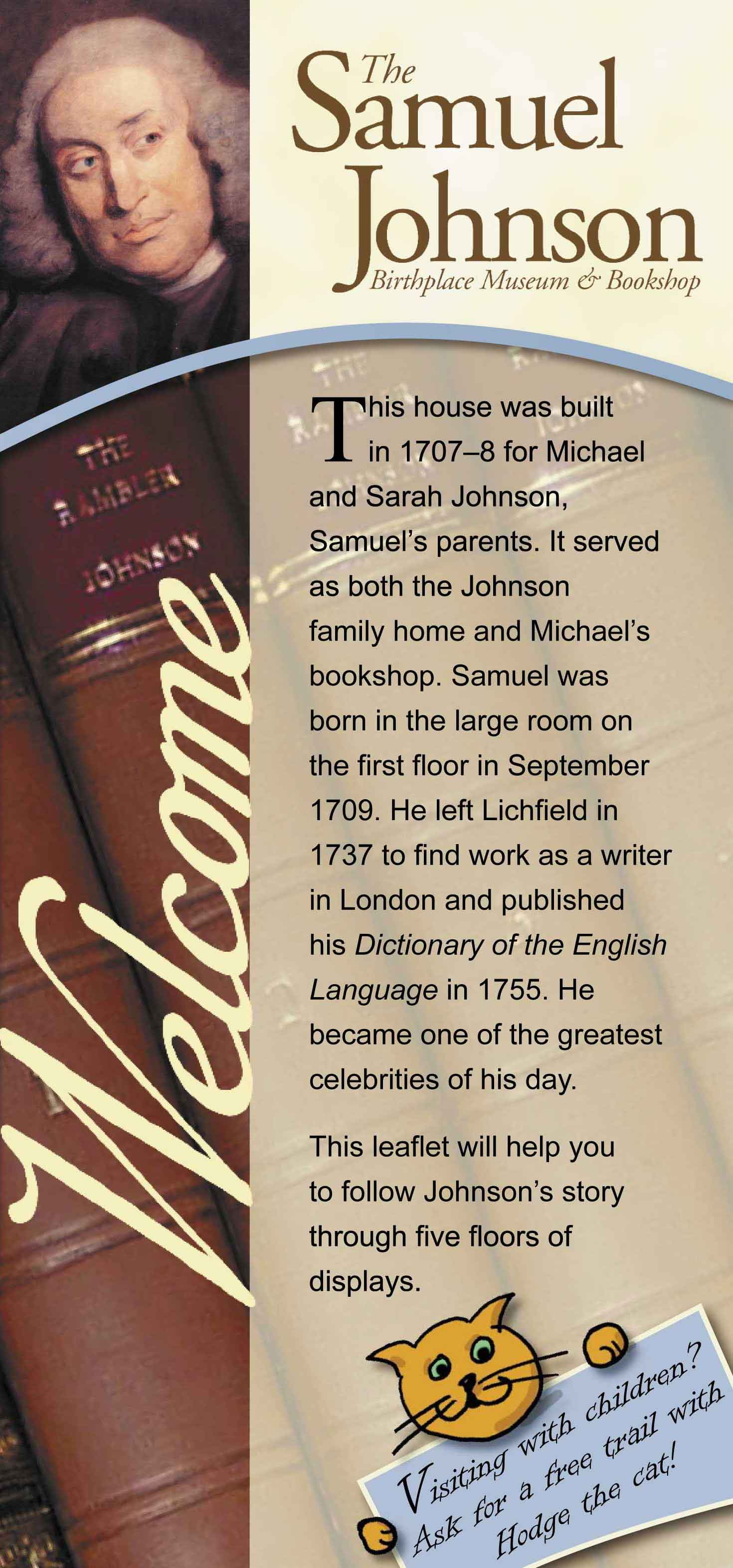 Samuel Johnson leaflet