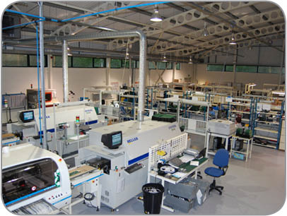 Cost Effective Volume Manufacture at Camtronics Vale