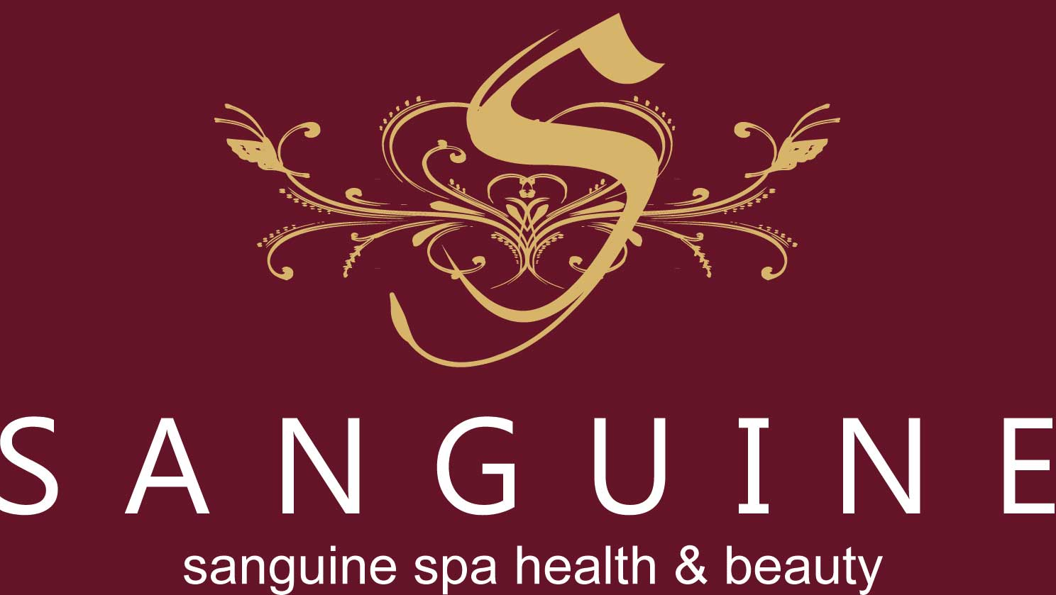 Sanguine spa health & beauty logo big