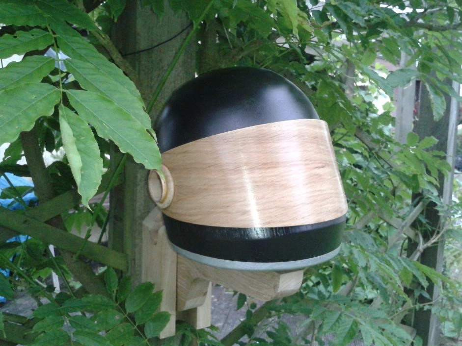 Crash Helmet birdbox