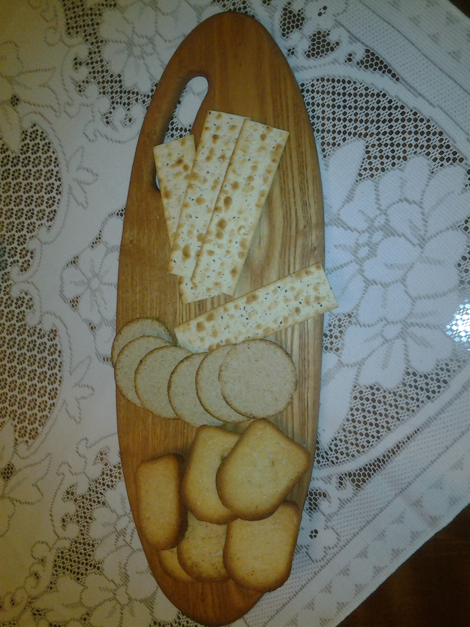 cheese board,out of the woodwork