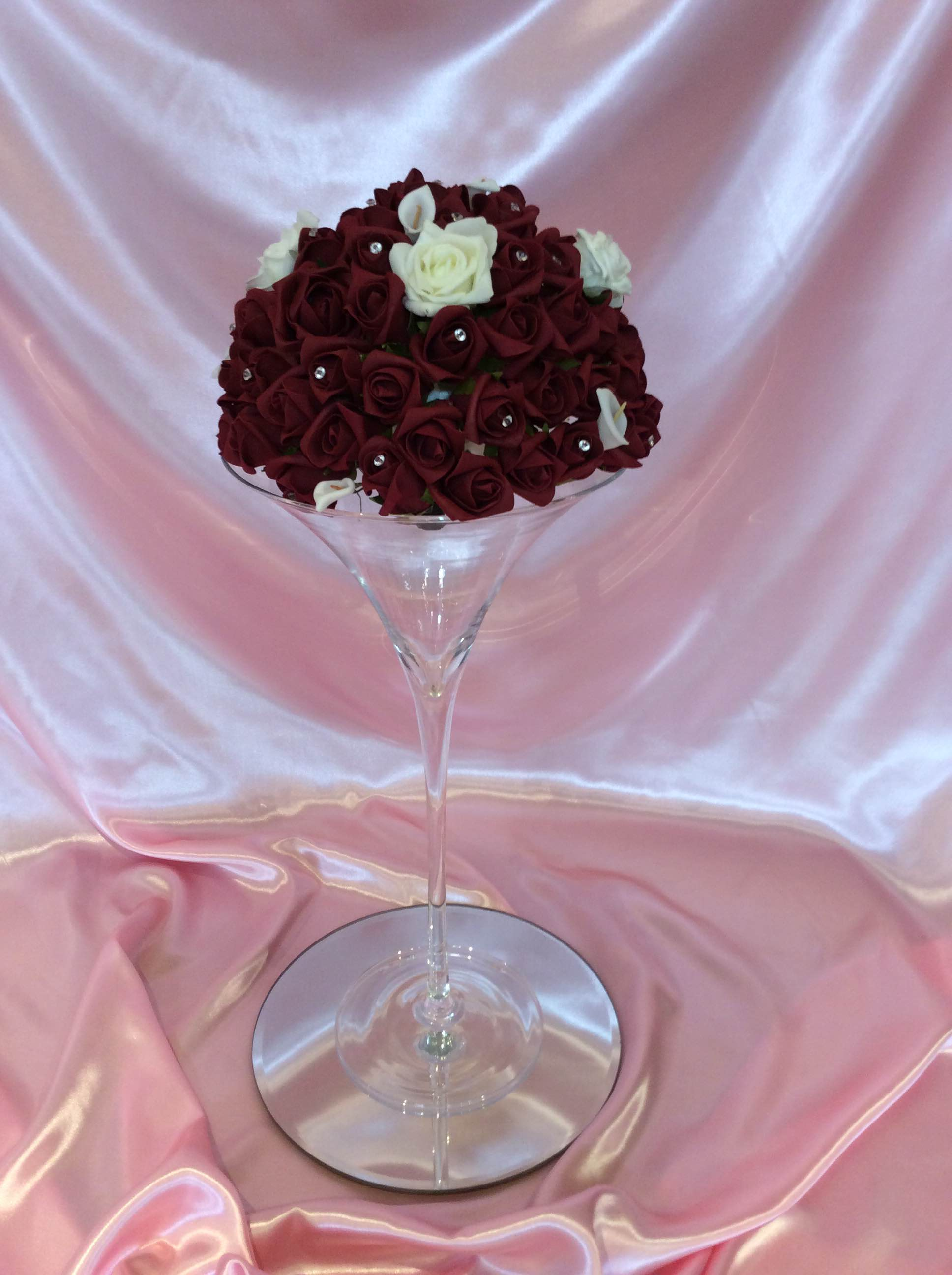 TABLE CENTREPIECES VASES