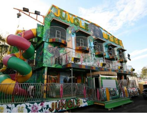 We have a selection of Funhouses avalablie for Event Hire
