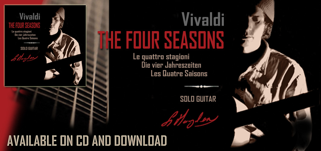 Vivaldi Solo Guitar on iTunes