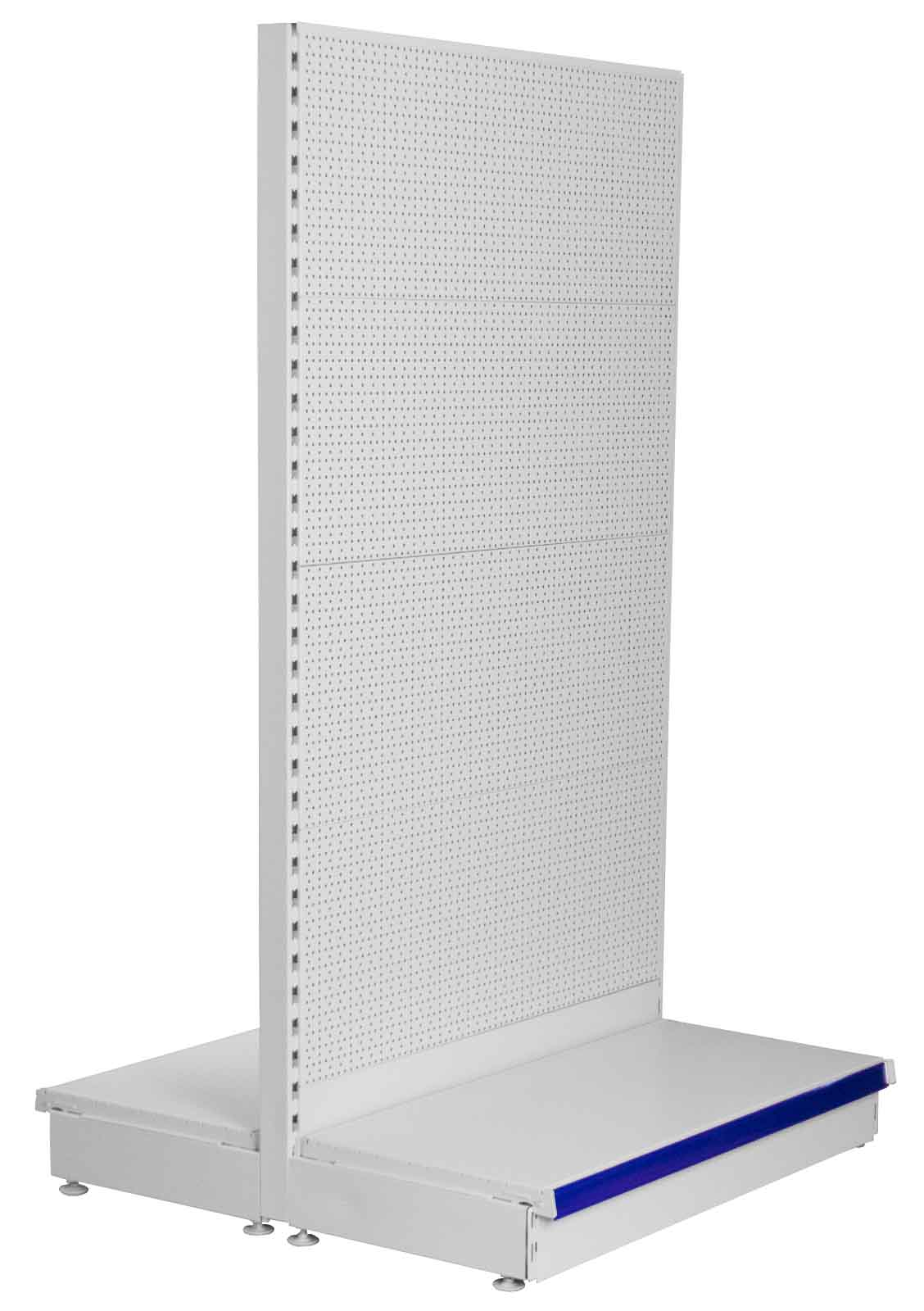 Perforated Pegboard Gondola Unit