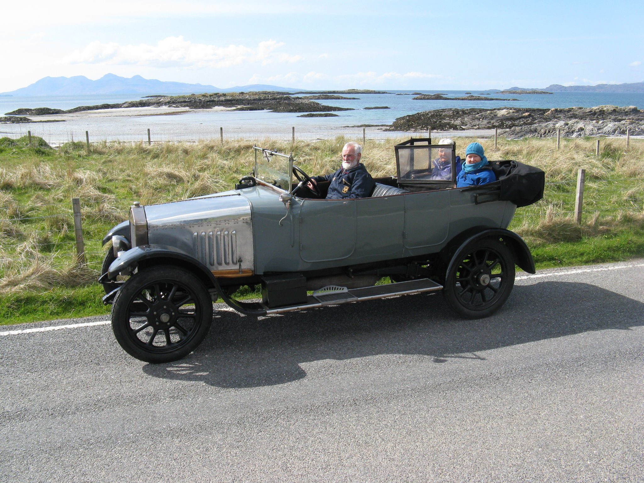 Picture @ Arisaig