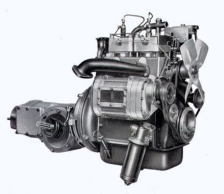Alfa Romeo List diesel engine