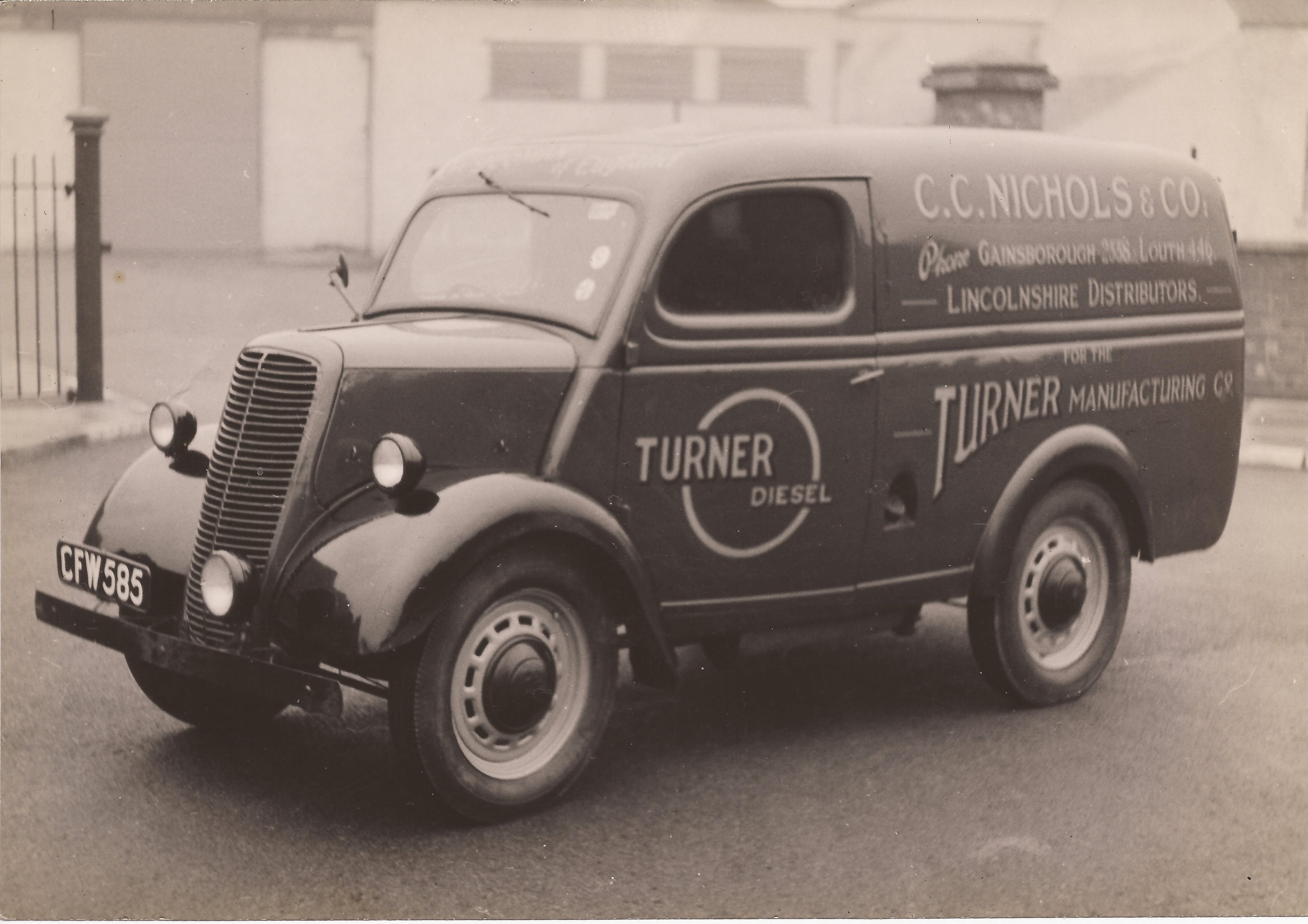 Turner Manufacturing Company History