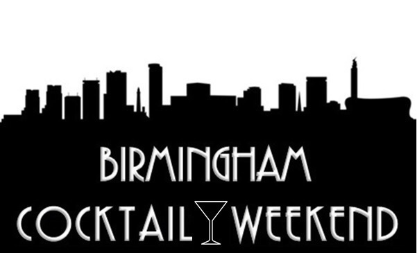 Birmingham Cocktail Weekend 2015