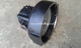 Manitou MLT 90 deg bevel Angle Gearbox