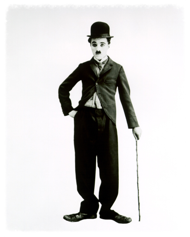 fusions of oneness, charlie chaplin