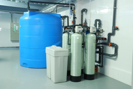 Water Softeners and Treatment Plant